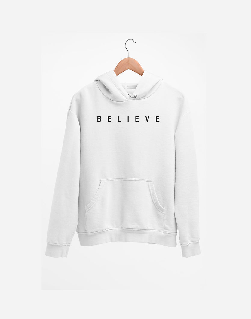 Sweat WHITExBELIEVE