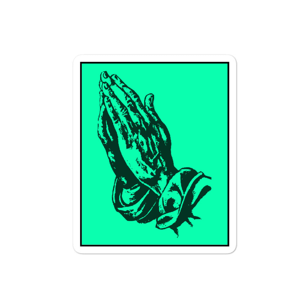 Sticker Pray
