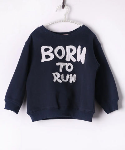 BOY SWEATER قميص ولادي
