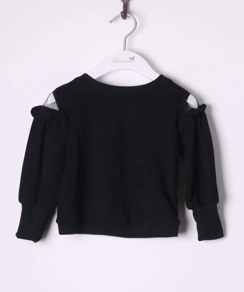 GIRL SWEATER بلوزة
