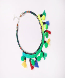 GIRL NECKLACE قلادة