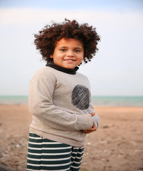 BOY SWEATER قميص
