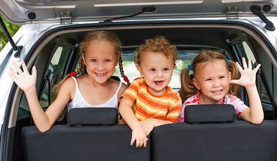 Surviving Road Trips with Kids