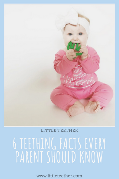 6 Teething Facts All Parents Should Know