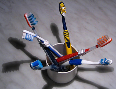 Fun Ways to Make Brushing Childrens' Teeth Easier