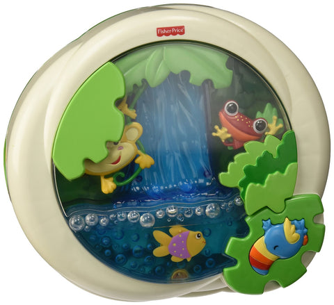 Fisher-Price Rainforest Peek-a-Boo Soothing Waterfall