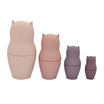 Kitty Cat Nesting Dolls (PREORDER)