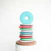 Doughnut Teething Toy