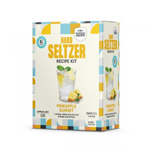 Mangrove Jacks Pineapple Hard Seltzer