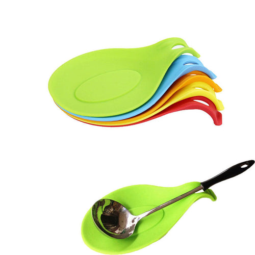 LOLO Small Silicone Spoon Rest Heat