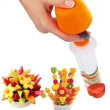 Load image into Gallery viewer, Lolo Tools Plastic Cake CookieFruit Shape Cutter Slicer Veggie Mold Set  Tools Kitchen Accessories