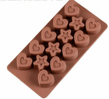 Load image into Gallery viewer, LOLO Chocolate Molds Food Silicone 3D Gummy Chocolate