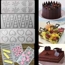 Load image into Gallery viewer, 23 LOLO Chocolate Shapes Diy Silicone Chocolate Fondant