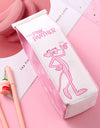 Pink Panther Milk Carton Pencil Case
