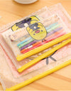 Kawaii Duck Pencil Bag