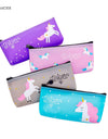 Minimalist Unicorn Pencil Cases