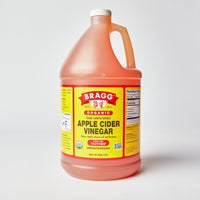 Apple Cider Vinegar - Organic, 1 gal (LOCAL ONLY)