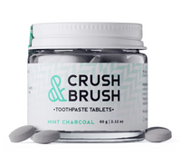 Crush + Brush Toothpaste Tablets