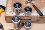 Chalk Top Mason Jar Lids