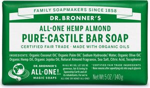 Pure Castile Bar Soap