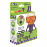 Flip-It Bottle Emptying Kit
