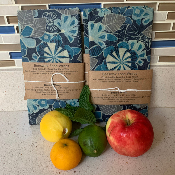 Beeswax Wrap - Extra Large Bread