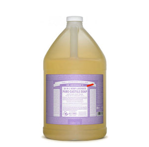 Pure Castile Liquid Soap - LOCAL ONLY (does not ship)