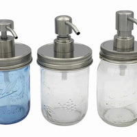 Stainless Steel Soap Pump for Mason Jar