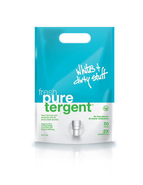 Puretergent laundry detergent - LOCAL ONLY (does not ship)