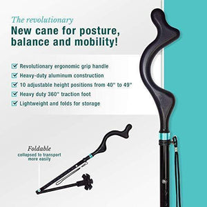 The Revolutionary Collapsible Posture Walking Crane