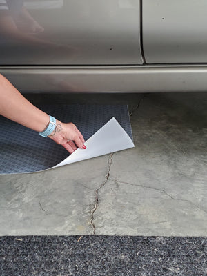How Long Will splatterguard™ Car Drip Mats last?