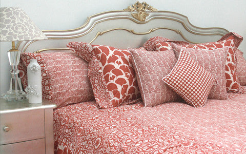 HOME bedding & cushion covers