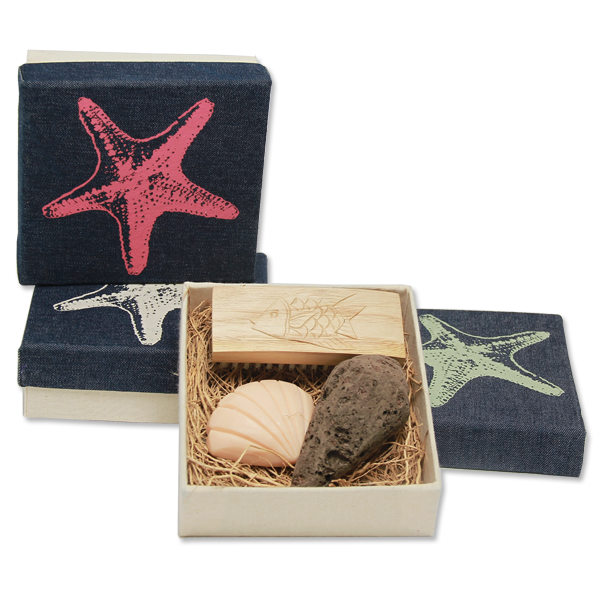 Seaside Pumice Soap Set