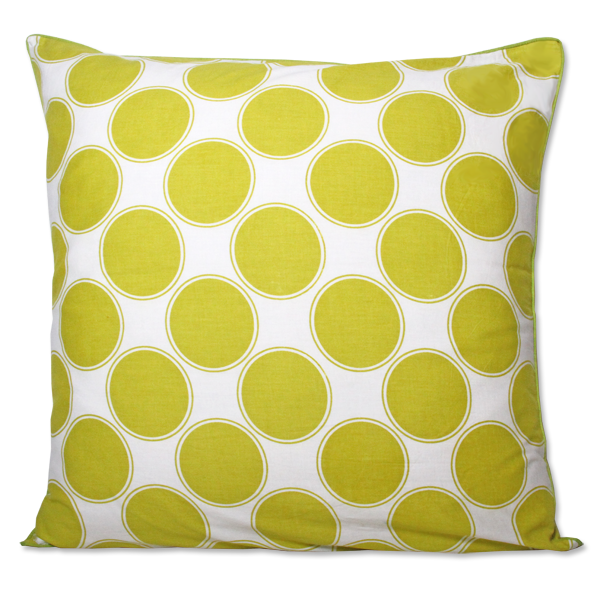 Ibiza Citrus Euro Cushion Cover