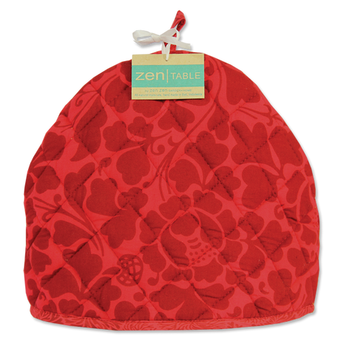 Red Tea Cozy