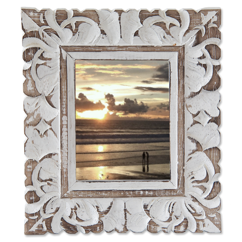 Small Carved Photo Frame