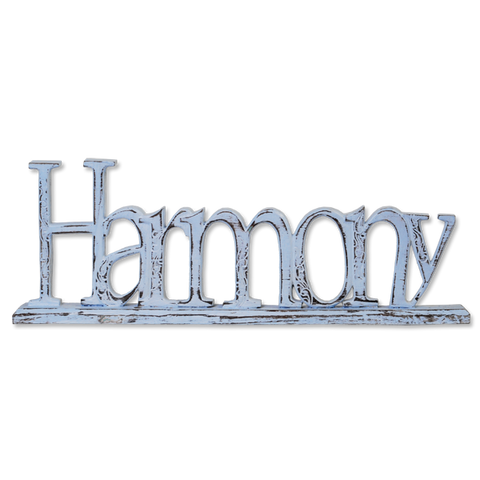 Harmony Mantel Message