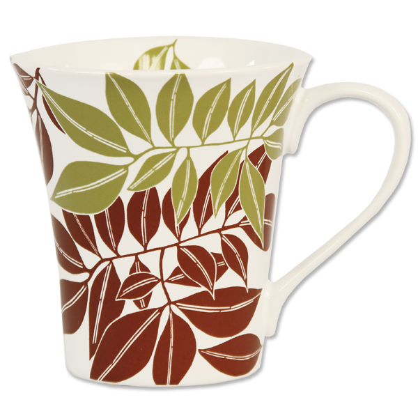Set of 4 - Retro Java Mugs