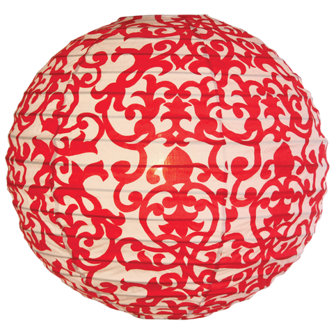 Persimmon Round Lamp Shade