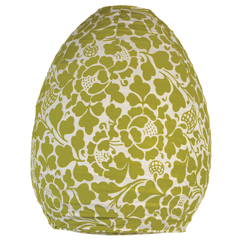 Bali Green Beehive Lamp Shade