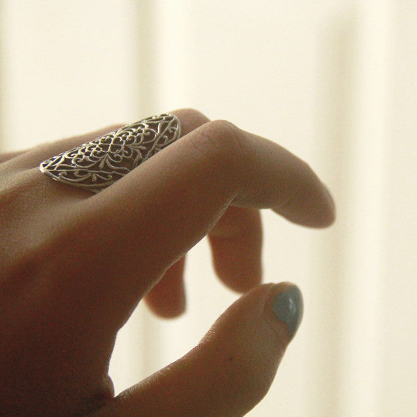 Lacey Sterling Ring