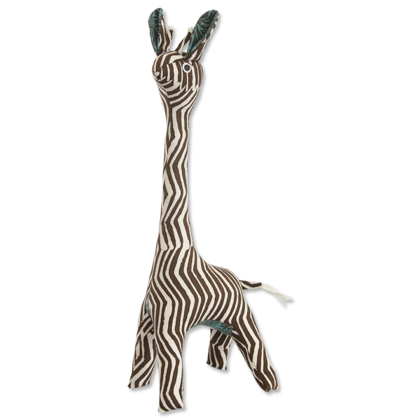 Scrappy Giraffe - Brown