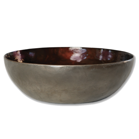 Fig Capiz Shell Salad Bowl
