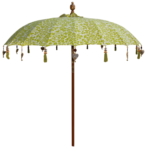 Bali Green Umbrella in 2 sizes