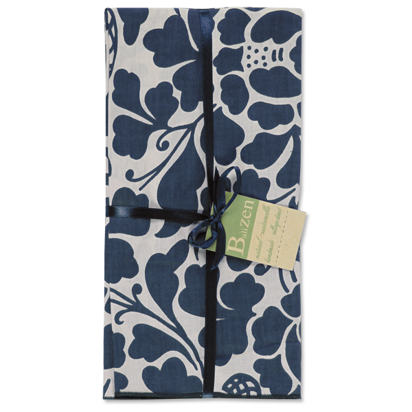 Set of 8 - Prada Indigo Napkins