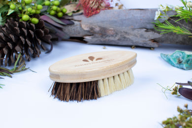Eco Oval Scrubbing Brush