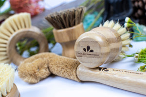 Eco Pot Scrubber Brush
