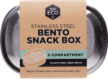 Load image into Gallery viewer, Bento Snack Box - triple compartment