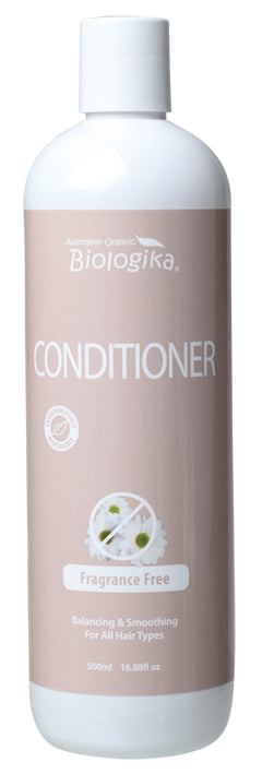Biologika - Fragrance Free Conditioner  500ml