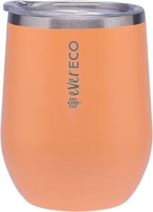 Insulated Stainless Steel Tumbler 354ml - Coral